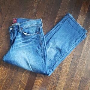 Lucky Brand Sweet' N Crop Jeans